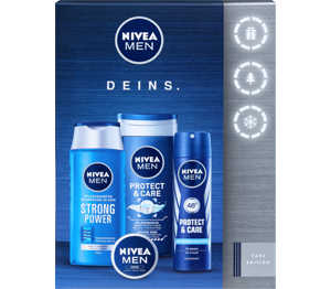 Abbildung des Angebots NIVEA Men Original Care Geschenkset