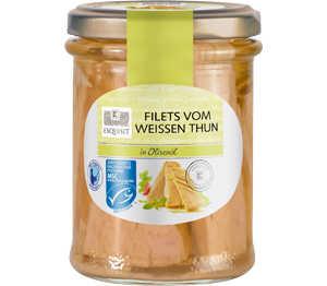 Abbildung des Angebots EXQUISIT Filets vom weißen Thun