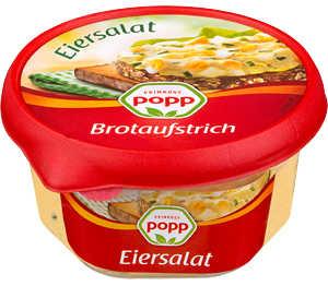 Abbildung des Angebots POPP pikanter Brotaufstrich
