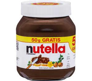 Abbildung des Angebots NUTELLA Nuss-Nugat-Creme