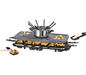 Abbildung des Angebots GOURMETMAXX Raclette- und Fondue-Set »0972«