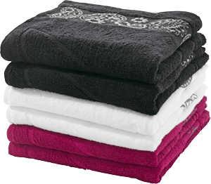 Abbildung des Angebots PLAYBOY Handtücher