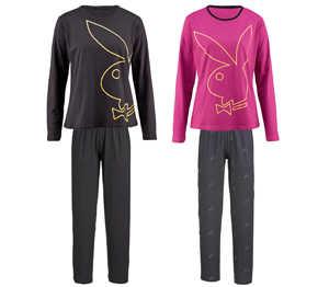 Abbildung des Angebots PLAYBOY Damen- oder Herren-Pyjama