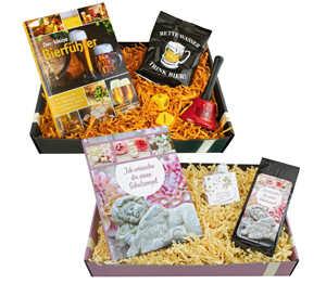 Abbildung des Angebots INBOX Geschenkbox »Bier oder Schutzengel«