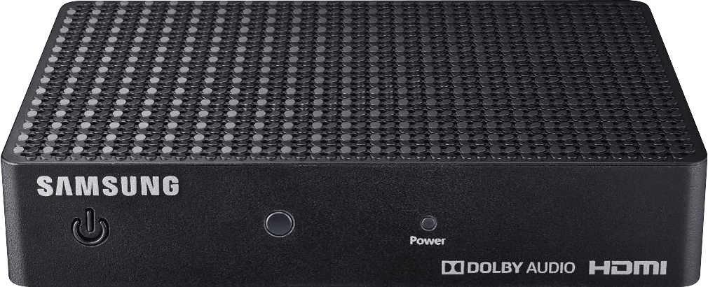 Abbildung des Angebots SAMSUNG HD-Sat-Receiver Media Box Lite GX-SM530SL/ZG
