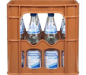 Abbildung des Angebots GEMMINGER Mineralwasser