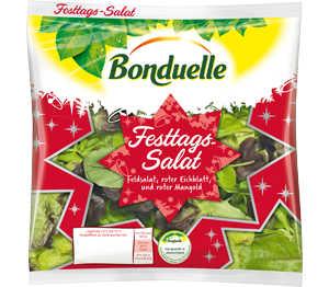 Abbildung des Angebots Bonduelle »frischer Festtags-Salat«