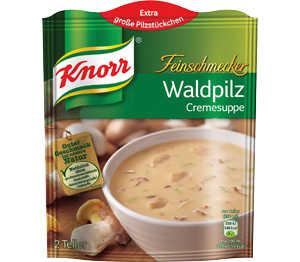 Abbildung des Angebots KNORR Feinschmecker Suppe