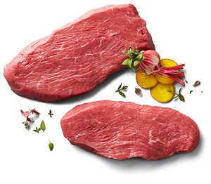 Abbildung des Angebots Irish Beef Hüftsteak vom Weideochsen