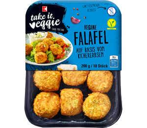 Abbildung des Angebots K-TAKE IT VEGGIE Falafel