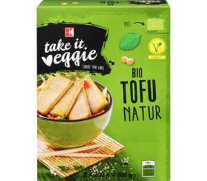 Abbildung des Angebots K-TAKE IT VEGGIE Bio Tofu natur