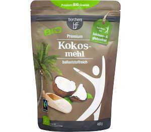 Abbildung des Angebots BORCHERS Bio-Kokosmehl, Fairtrade