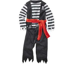 Abbildung des Angebots Kinder-Kostüm »Pirat«