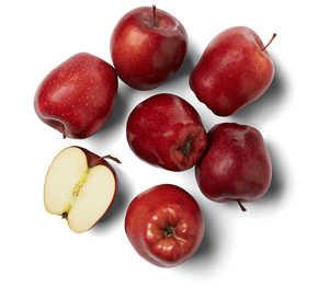 Abbildung des Angebots italienische/deutsche Tafeläpfel