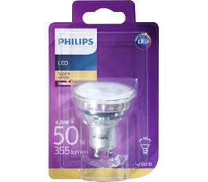 Abbildung des Angebots PHILIPS LED-Reflektor GU10