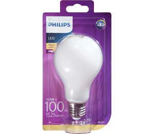 Abbildung des Angebots PHILIPS LED-Birne E27 matt 11,5 W