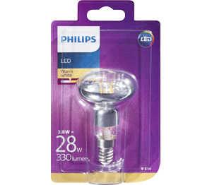 Abbildung des Angebots PHILIPS LED-Reflektor E14 matt 3,8 W