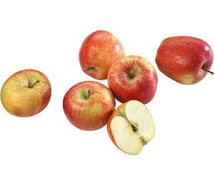 Abbildung des Angebots deutsche/italienische Tafeläpfel Kiku