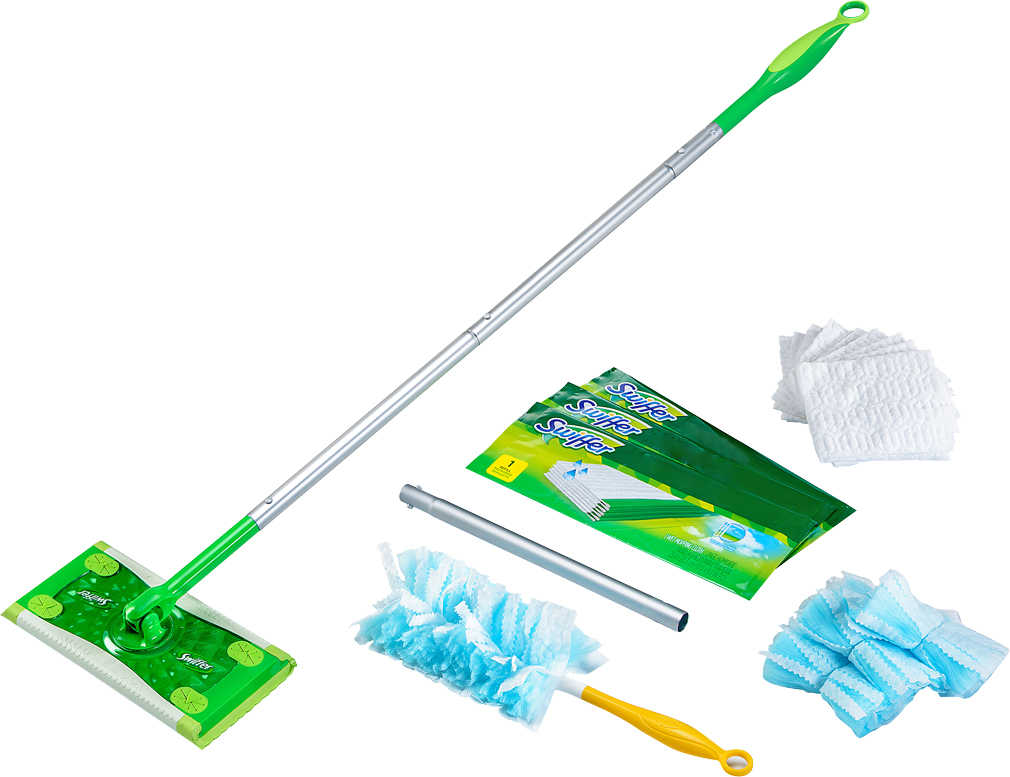 Abbildung des Angebots SWIFFER 3-in-1-Starterpack Limited Edition