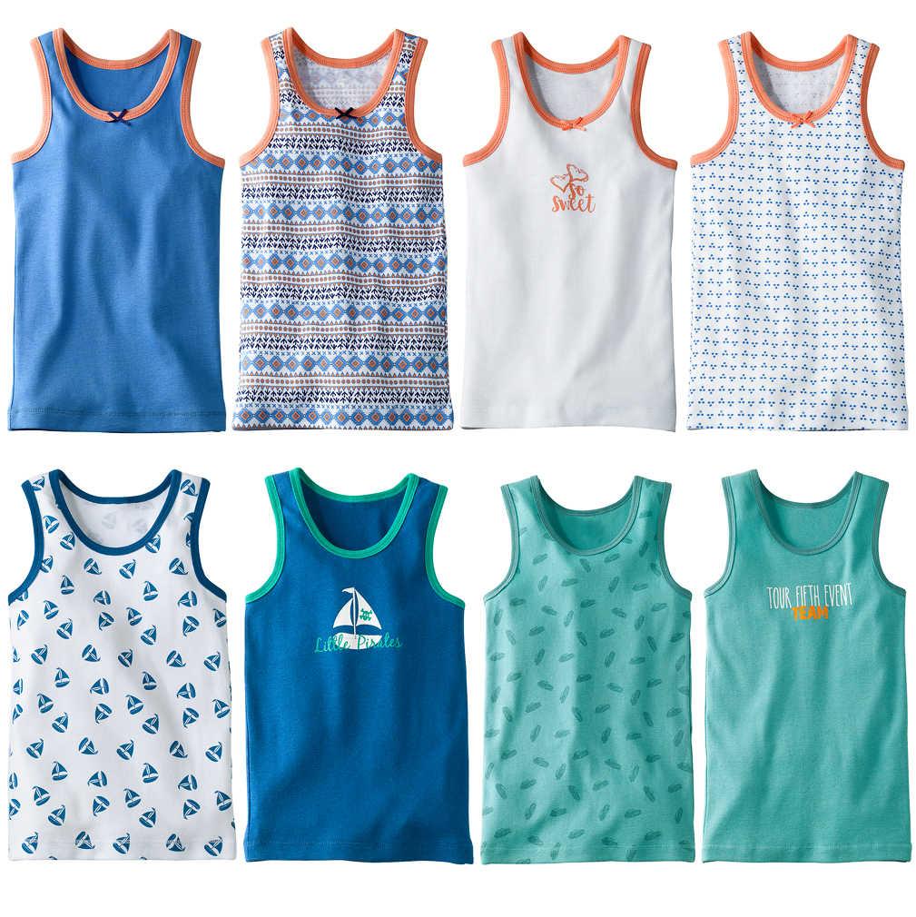 Abbildung des Angebots Mädchen- oder Jungen-Unterhemden