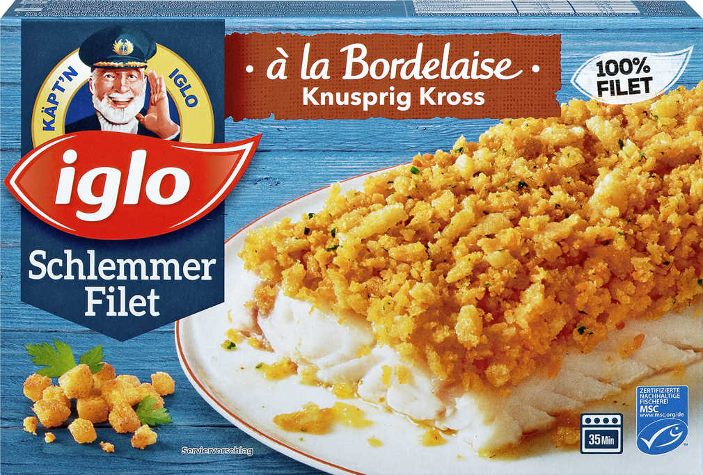 Abbildung des Angebots IGLO Schlemmer-Filet