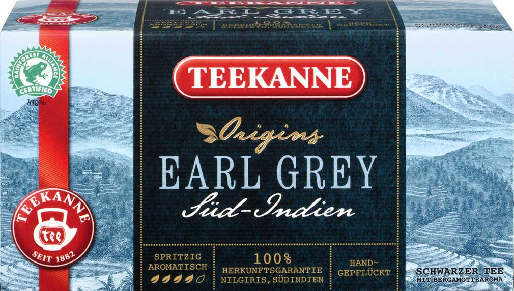Abbildung des Angebots TEEKANNE Earl Grey Tee