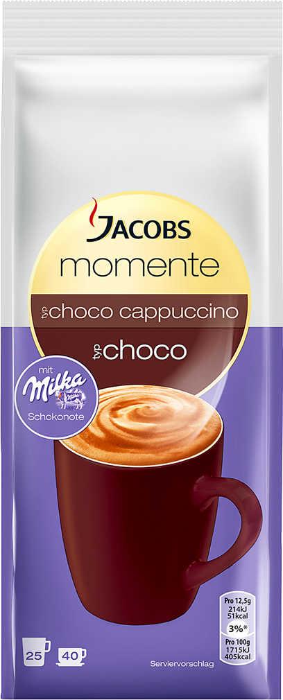 Abbildung des Angebots JACOBS Typ Choco Cappuccino