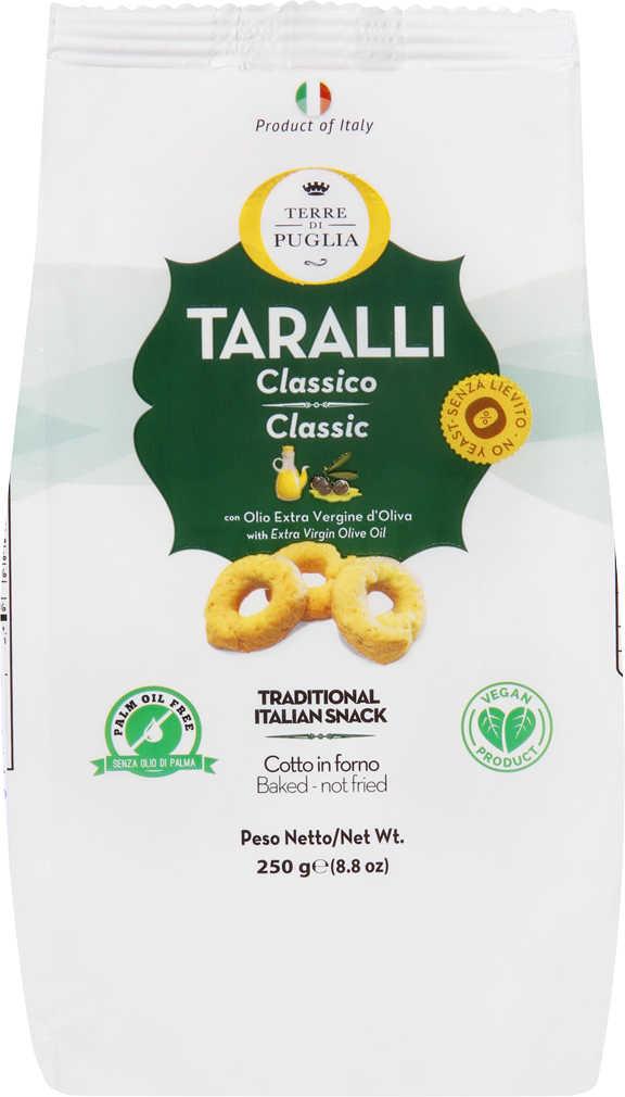 Abbildung des Angebots TERRE DI PUGLIA Taralli Salzgebäck