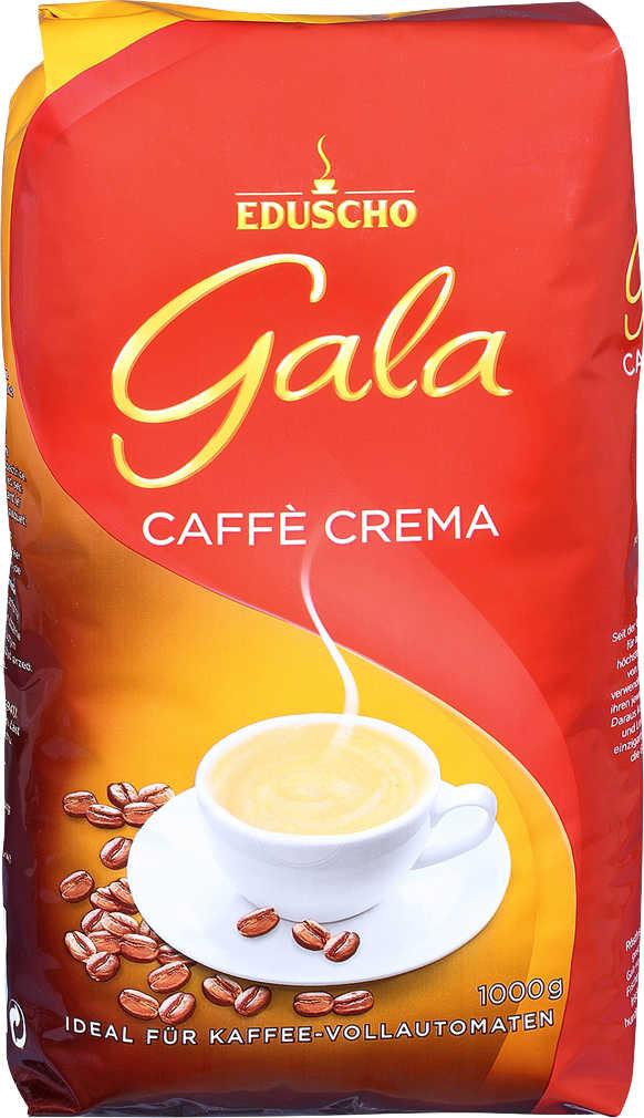 Abbildung des Angebots EDUSCHO Gala Caffè Crema oder Espresso