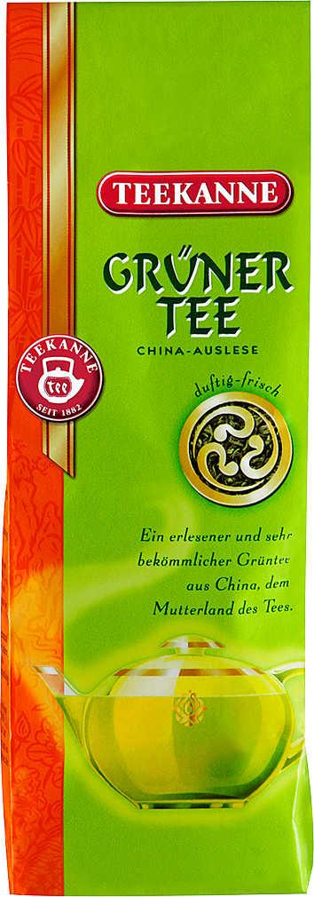 Abbildung des Angebots TEEKANNE Grüner Tee