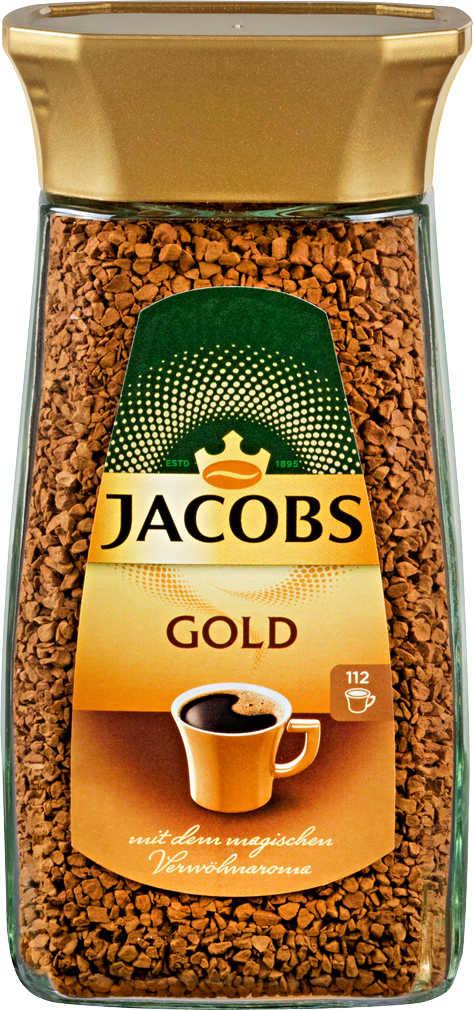 Abbildung des Angebots Ein ganzer Karton JACOBS GOLD