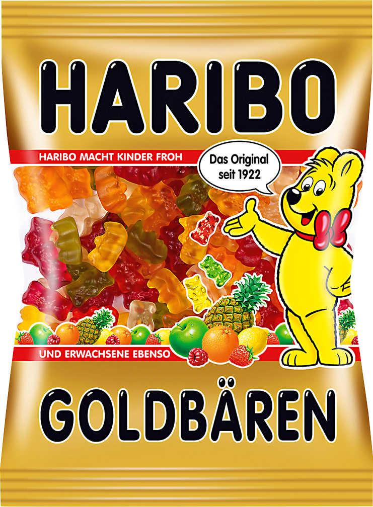 Abbildung des Angebots HARIBO Fruchtgummis oder Lakritz