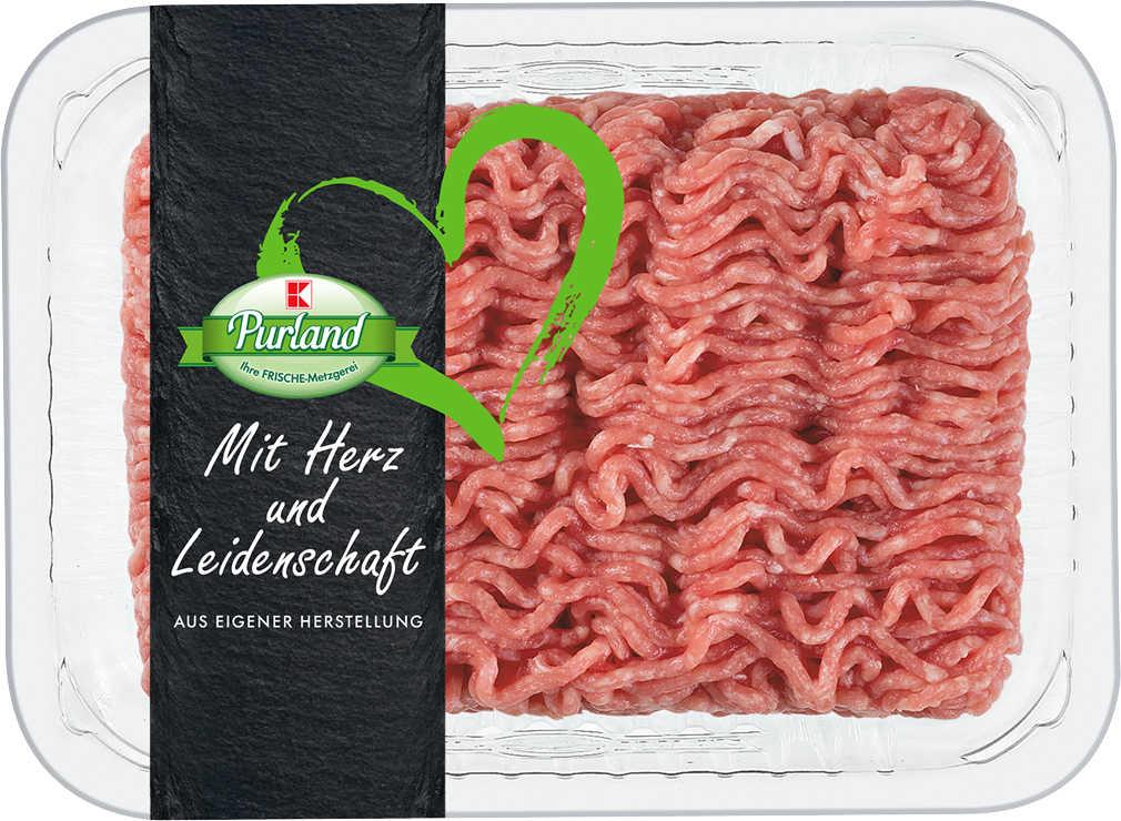 Abbildung des Angebots K-PURLAND Hackfleisch gemischt