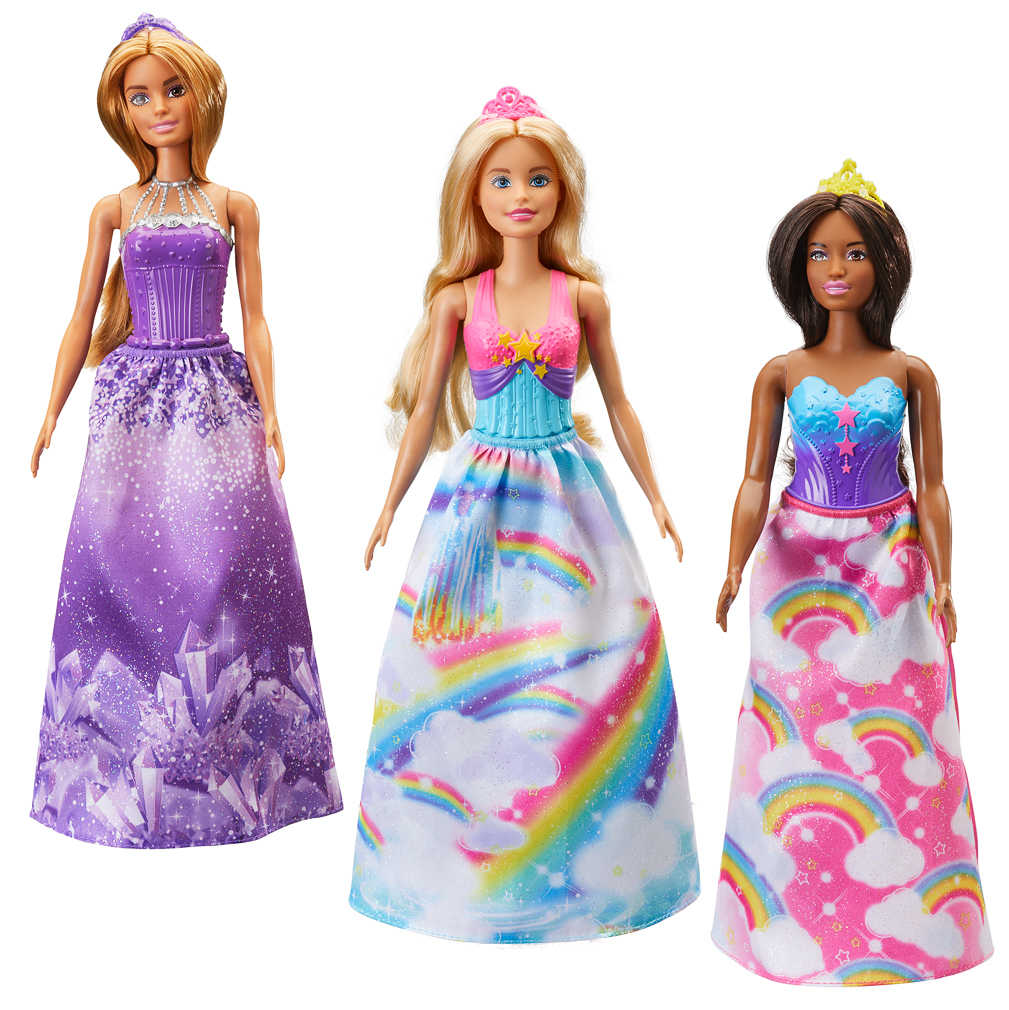 Abbildung des Angebots MATTEL Barbie Dreamtopia »Prinzessin« oder »Fee«