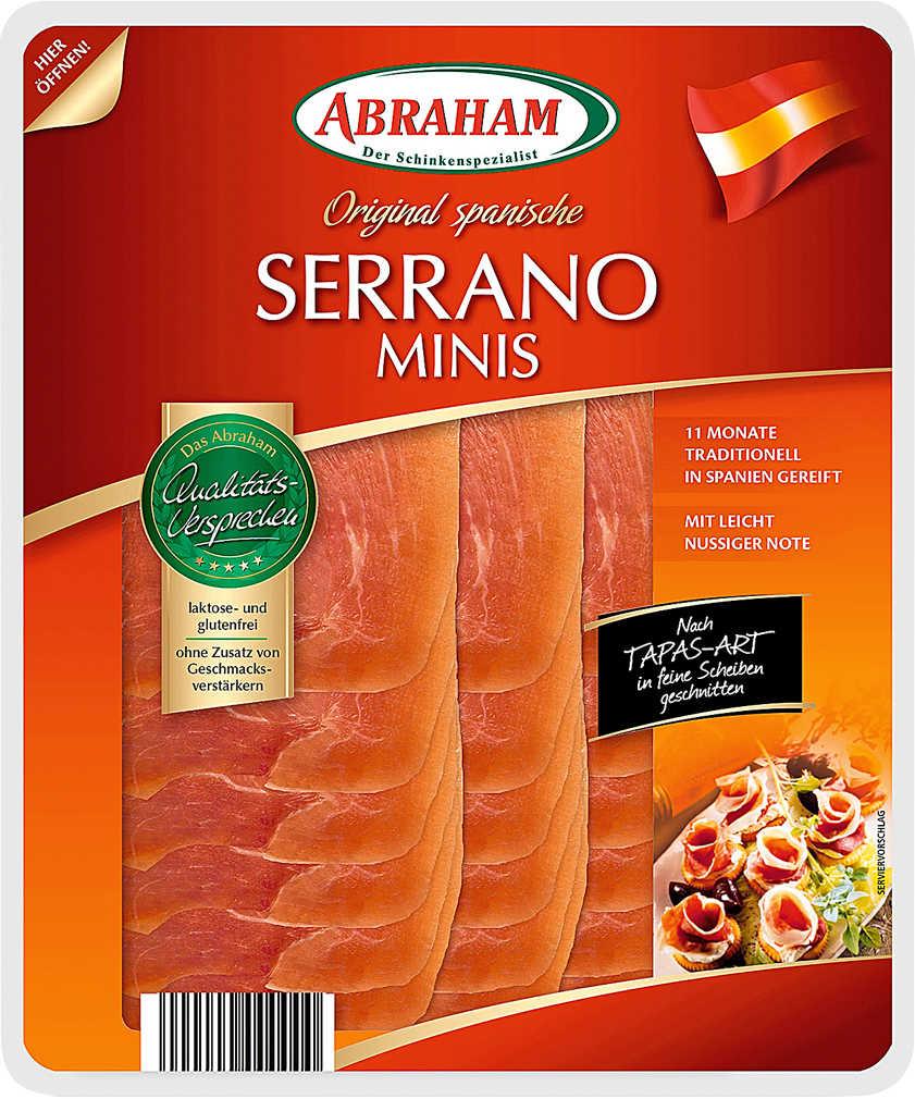 Abbildung des Angebots ABRAHAM Orig. span. Serrano-Minis
