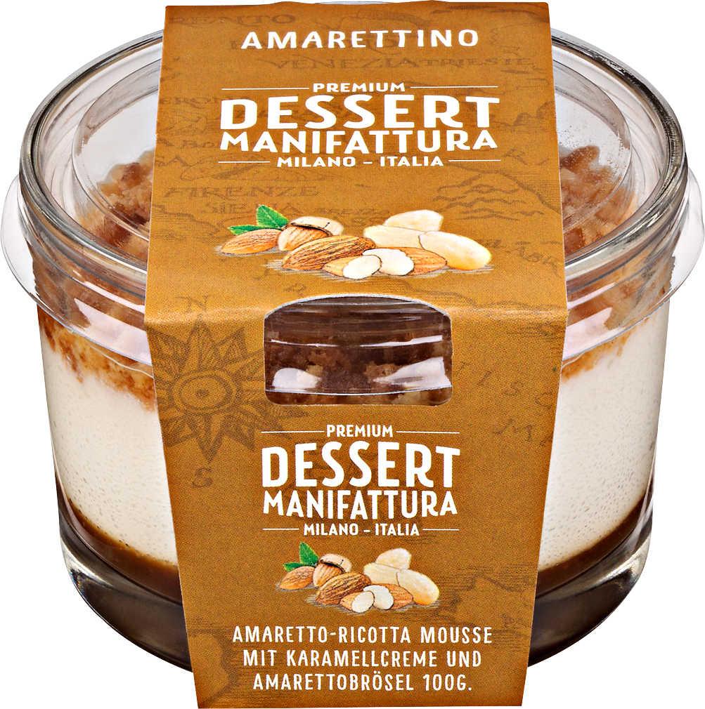 Abbildung des Angebots DESSERT MANUFAKTUR ital. Desserts