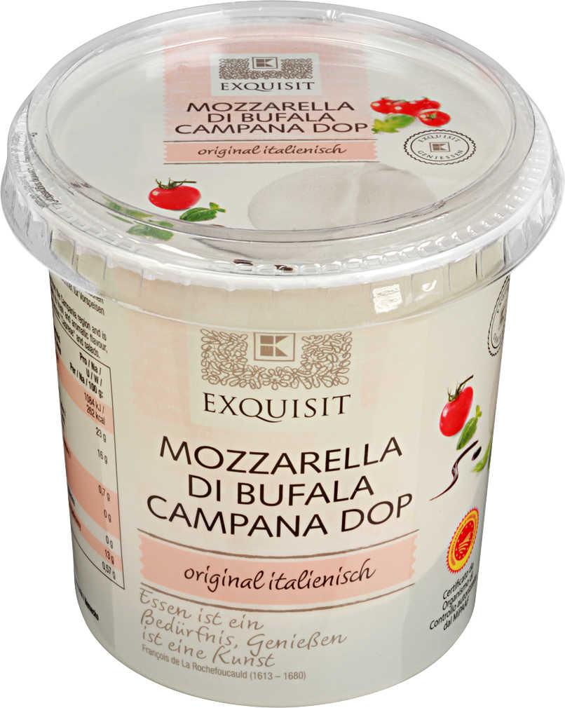 Abbildung des Angebots EXQUISIT Mozzarella di Bufala