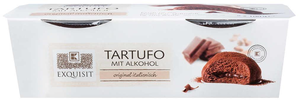 Abbildung des Angebots EXQUISIT Tartufo