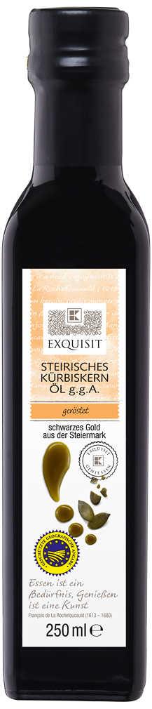 Abbildung des Angebots EXQUISIT Steirisches Kürbiskernöl
