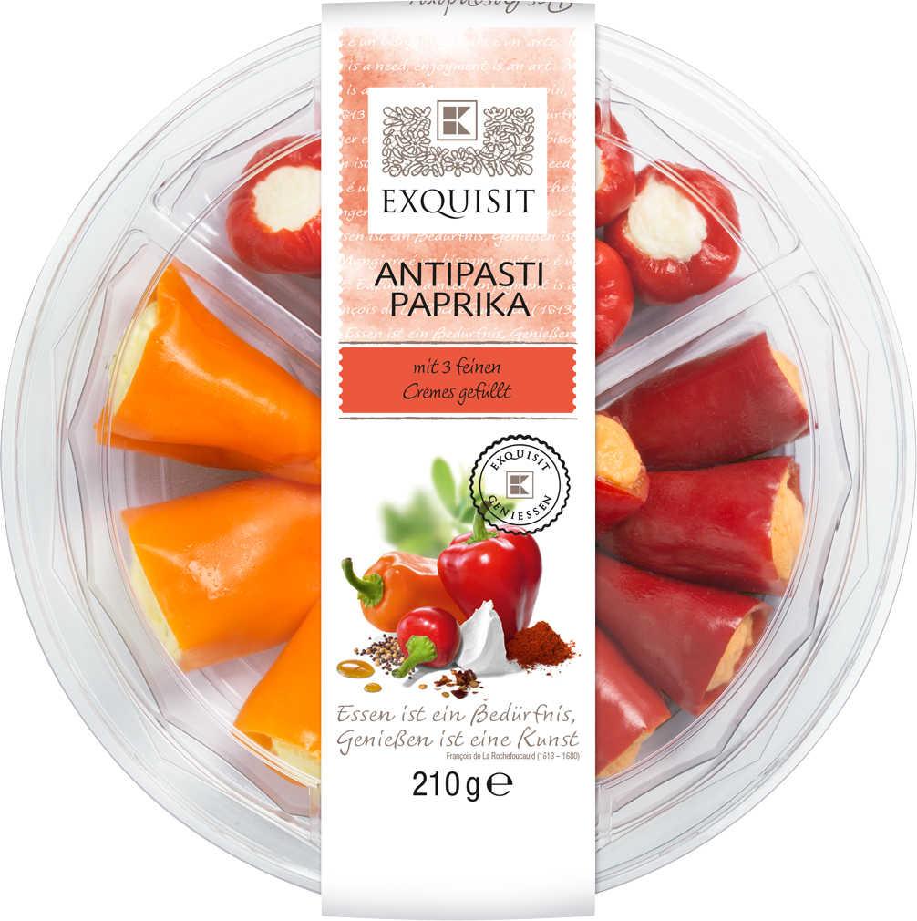 Abbildung des Angebots EXQUISIT Antipasti-Mix
