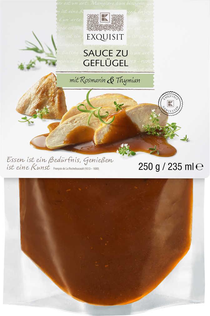 Abbildung des Angebots EXQUISIT Saucen