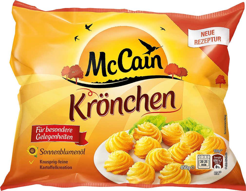 Abbildung des Angebots MC CAIN Krönchen
