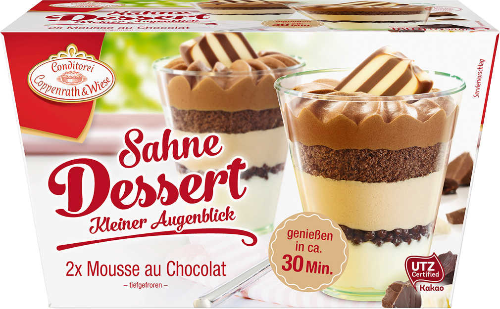 Abbildung des Angebots COPPENRATH & WIESE Kleiner Augenblick Desserts