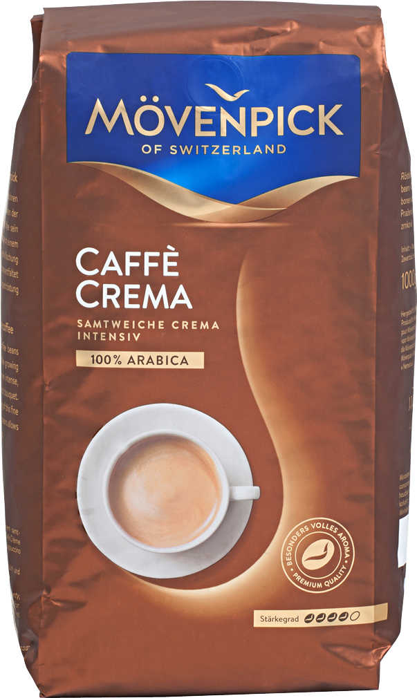 Abbildung des Angebots MÖVENPICK Caffè Crema