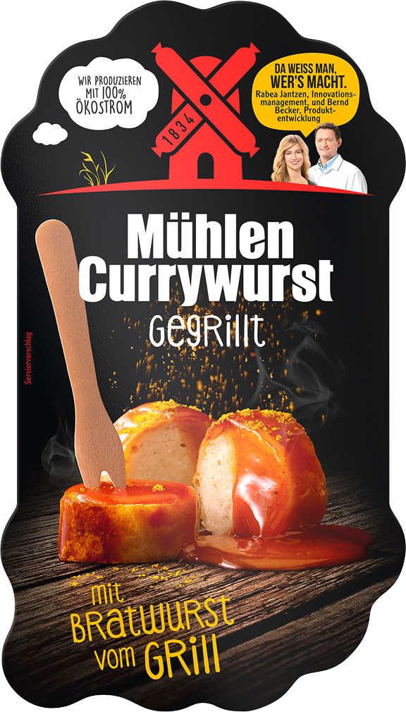 Abbildung des Angebots RÜGENWALDER Currywurst