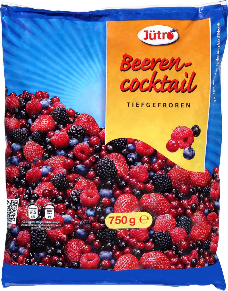 Abbildung des Angebots JÜTRO Beerencocktail