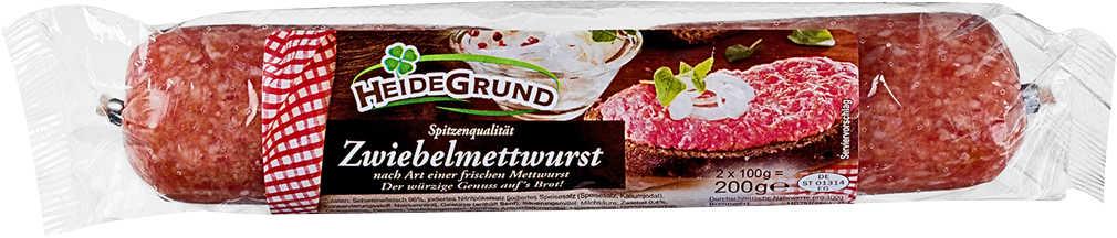 Abbildung des Angebots HEIDEGRUND Mettwurst