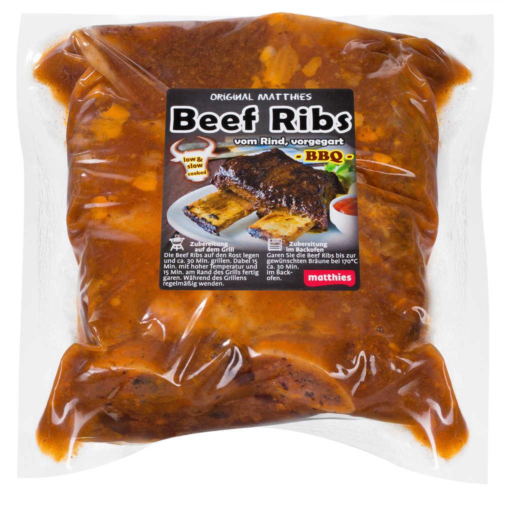 Abbildung des Angebots MATTHIES Beef Ribs