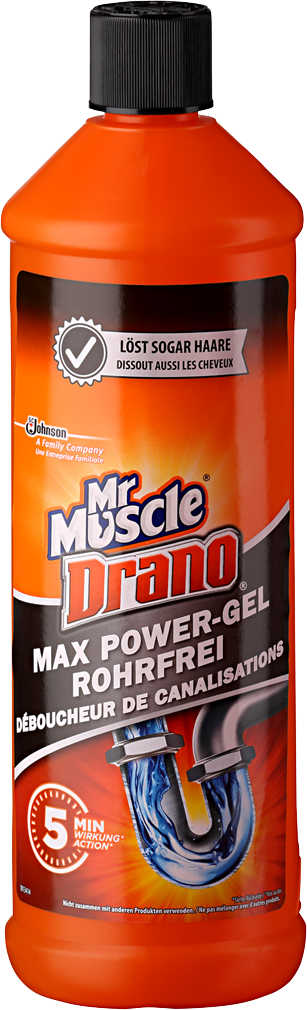 Abbildung des Angebots MR MUSCLE Drano Power-Gel