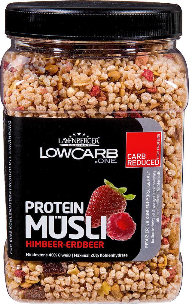 Abbildung des Angebots LAYENBERGER Lowcarb One Protein-Müsli